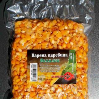 Варена царевица Ванилия